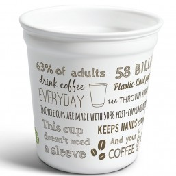 Incycle – Recycled Hot/Cold Cup