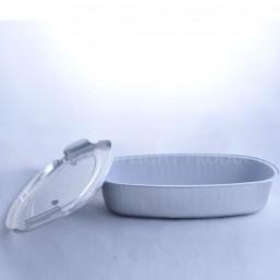 Aluminum Casserole – Oval