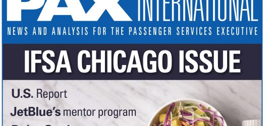 PAX International | September 2016 IFSA Chicago